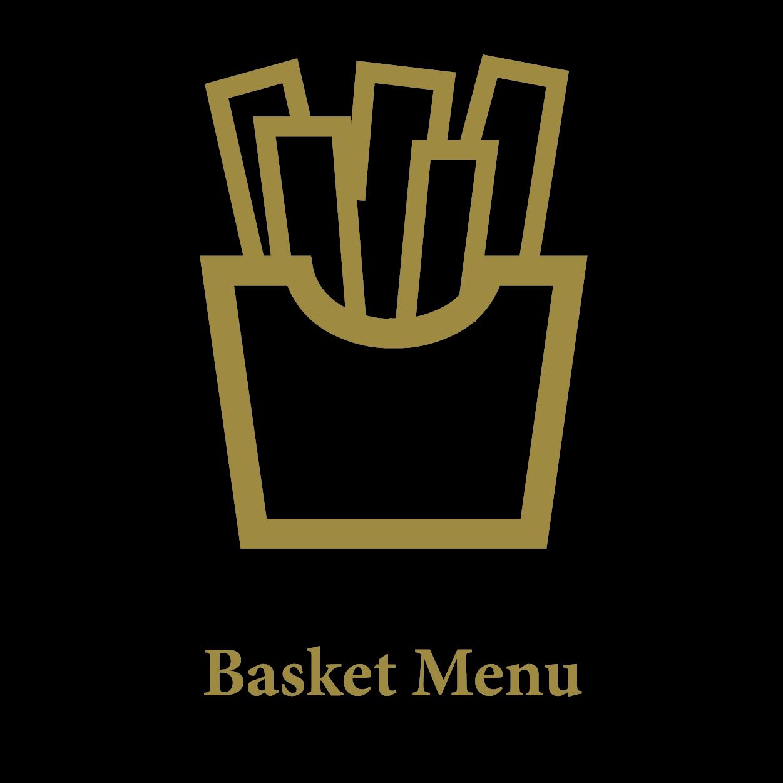 Basket Menu